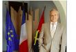 M Sylvain Itté, ambassadeur de France