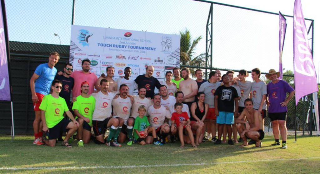 Touch Rugby 2016